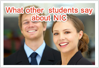 What other students say about NIC