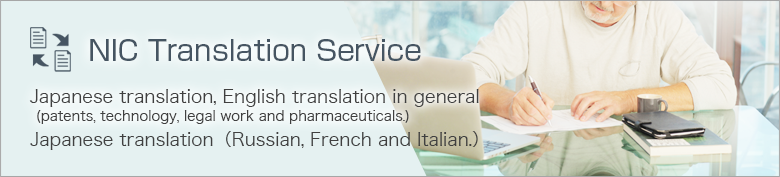 NIC translation service